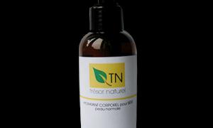 Hydratant corporel pour bébé, visage & cuir chevelu – peau normale / Baby body moisturizer, scalp & face – normal skin