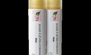 Baume à lèvres hydratant au miel