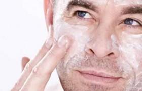 Routine pour le visage pour hommes